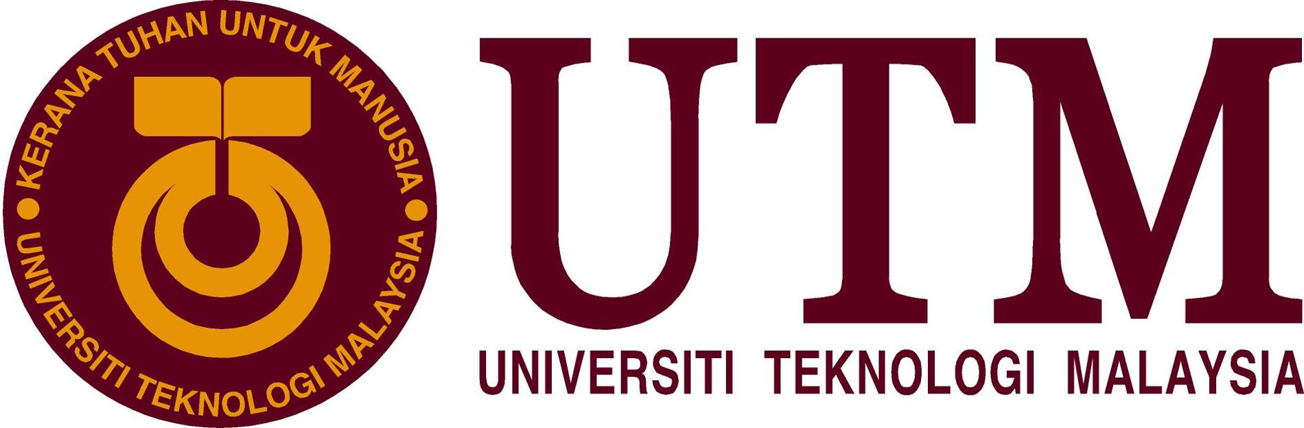 University of Technology Malaysia - UTM-logo