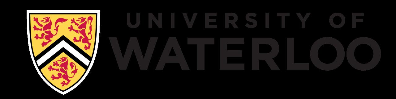 جامعة واترلو-logo