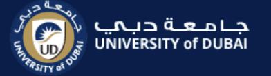 جامعة دبي-logo