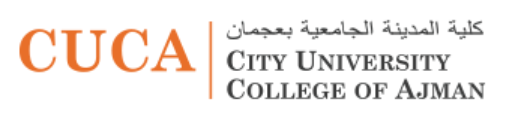 City university college of Ajman-logo