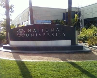 جامعة ناشونال