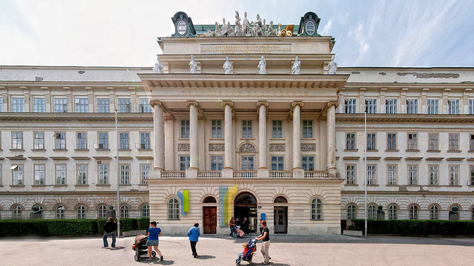 Image result for Vienna University of Technology