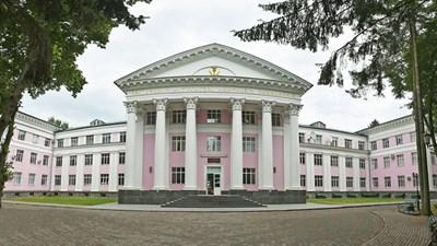 جامعة فينيتسا الطبية الوطنية بيروجوف ميموريا